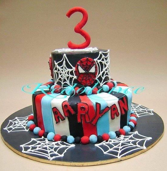 66款创意儿童生日蛋糕(2)