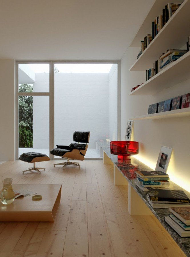 rafael02reis极简风格室内设计效果图