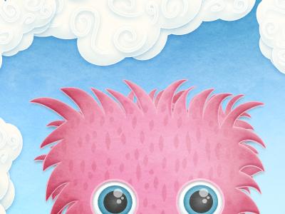 28张可爱儿童图书插图设计(2)