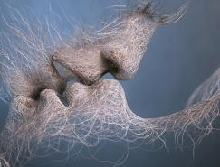 Adam Martinakis 3D藝術作品