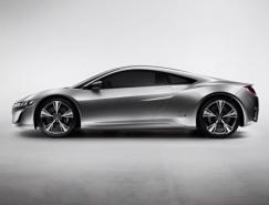 讴歌NSX全新概念车