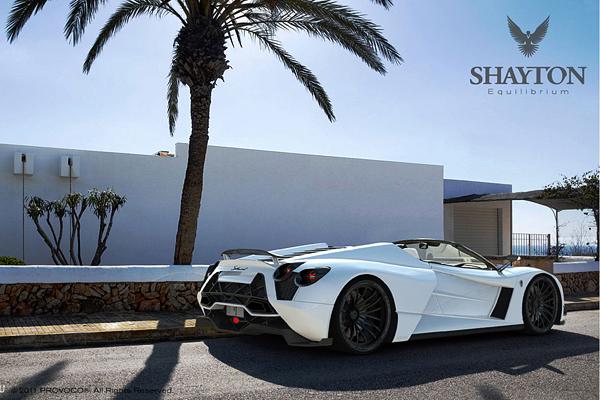 ShaytonEquilibrium超级跑车