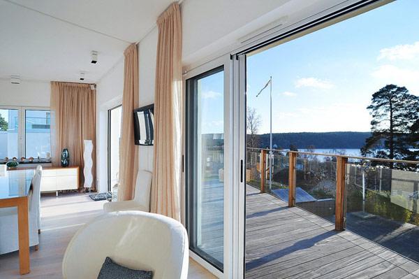 北欧风格现代别墅设计图片