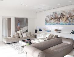 非常规的室内布局:SeaShell别墅