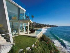 梦幻的Laguna海滩透明别墅