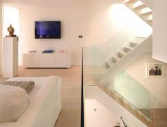 伦敦Highgate纯白住宅设计