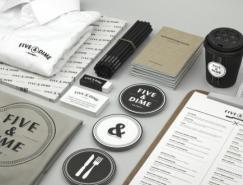 简洁风格的品牌设计作品集锦
