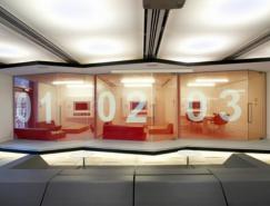 JumpStudios:红牛伦敦总部办公室