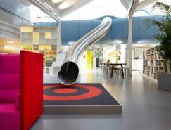 玩具无处不在:丹麦LEGO(乐高)办公室设计