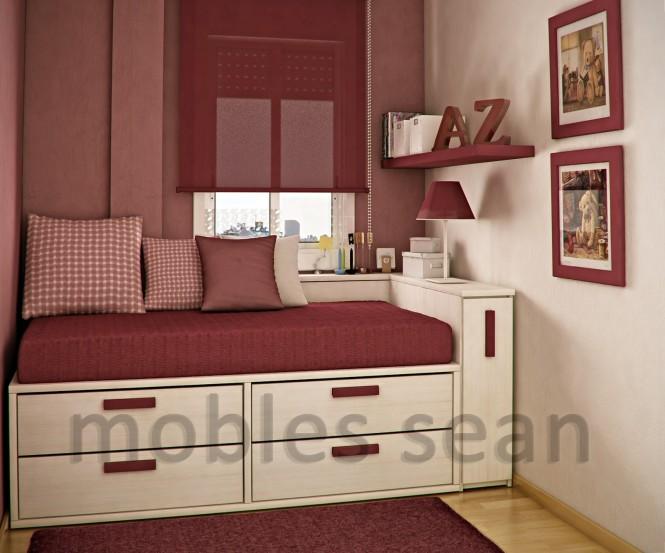 巧妙節省空間的兒童房設計