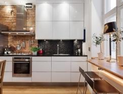 时尚简约的厨房设计