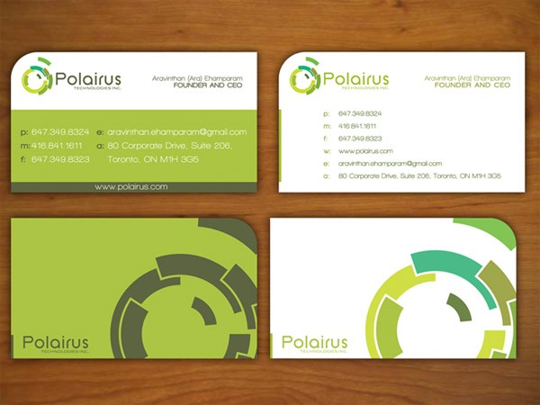 Visite Card For Painting Jobs