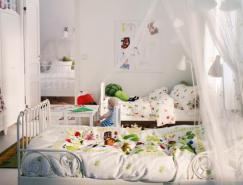 33个漂亮的儿童房设计分享