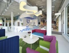 瑞士聯合利華總部辦公室設計