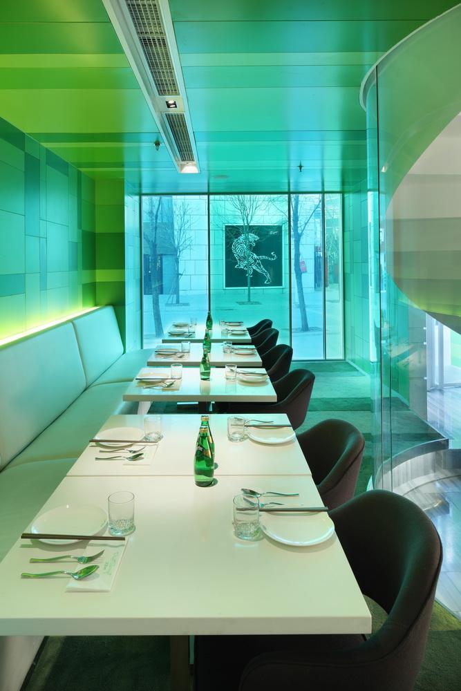室内设计欣赏:北京又及餐厅