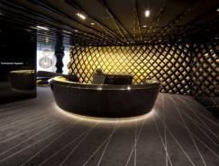 波兰PKO私人银行室内设计