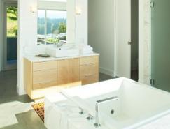 10个漂亮的浴室设计