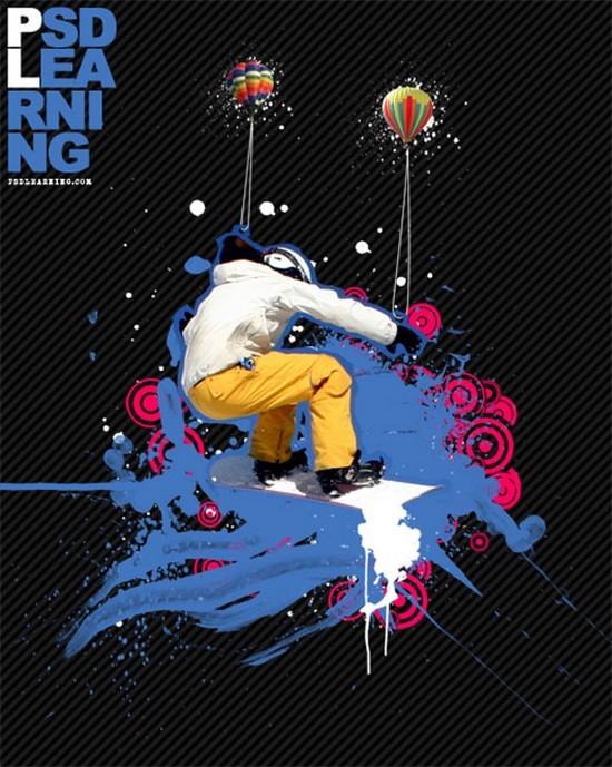 激发灵感的创意海报设计
