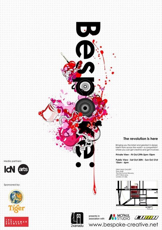 激发灵感的创意海报设计(4)