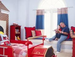 33个漂亮的男孩房间装修设计