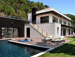 PuntaBrava2:西班牙现代海景别墅