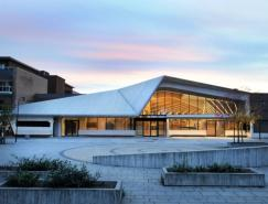 Helen&Hard:挪威Vennesla文化和图书馆