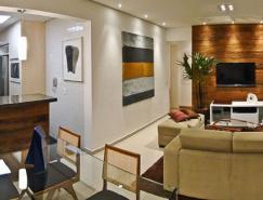 小公寓設計:現代簡約的設計理念