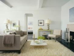 50个淡净素雅的房间装修◆快3彩票官网