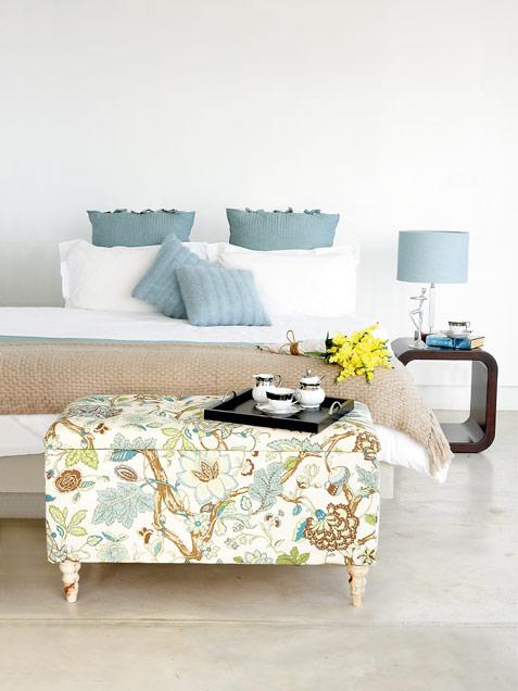 50个淡净素雅的房间装修设计
