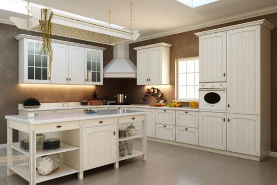 48个欧式风格厨房设计(2)