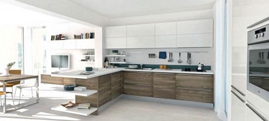 48个欧式风格厨房设计(6)