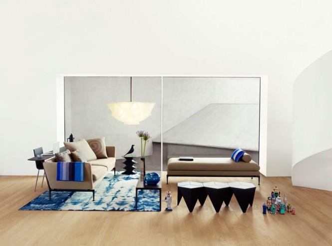 漂亮的现代风格沙发设计