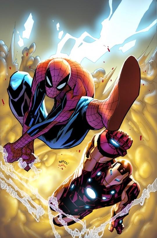 超级英雄人物插画欣赏