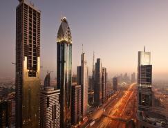 驚人的迪拜建筑攝影欣賞