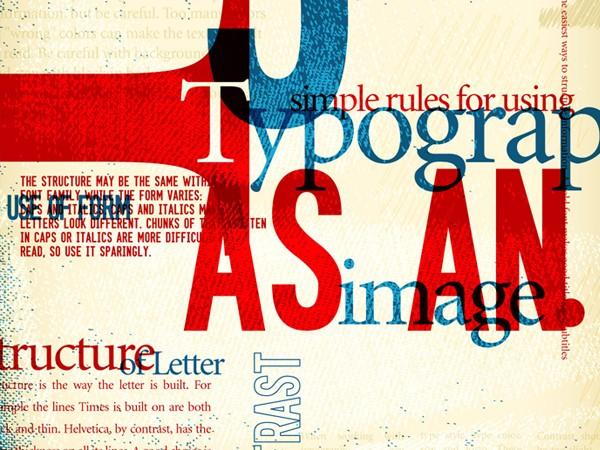 国外创意文字排版设计(3)图片