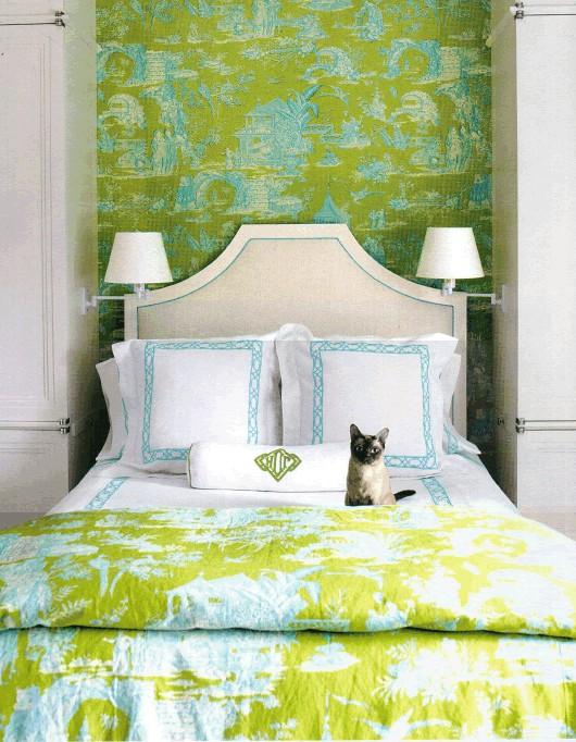 69款色彩丰富的卧室设计