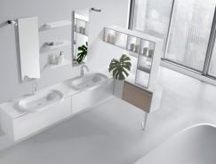 LasaIdea:Metropolis極簡風格衛浴家具