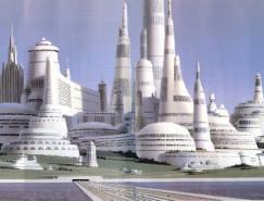 RalphMcQuarrie星球大戰概念插畫