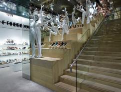 英国鞋类零售商KurtGeiger店铺设计