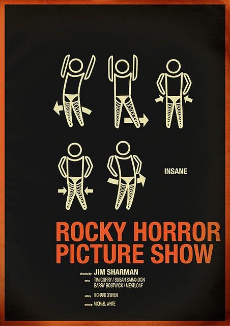 创意的简约电影海报设计(6)