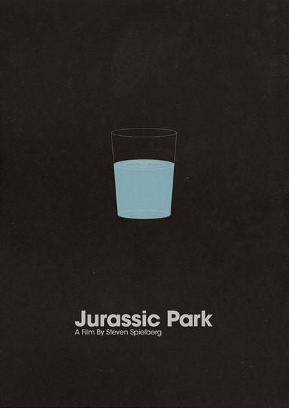 创意的简约电影海报设计(7)