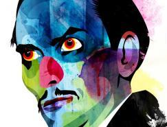 另类的色彩:AlvaroTapia&