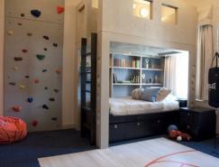 创意儿童房设计欣赏