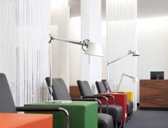 简约富有特色的维也纳机场贵宾接待室