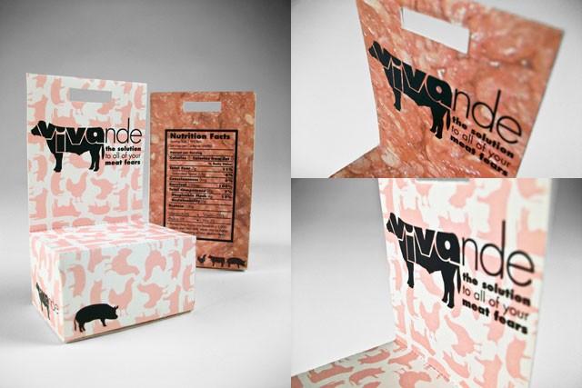 国外肉类食品包装设计(6)