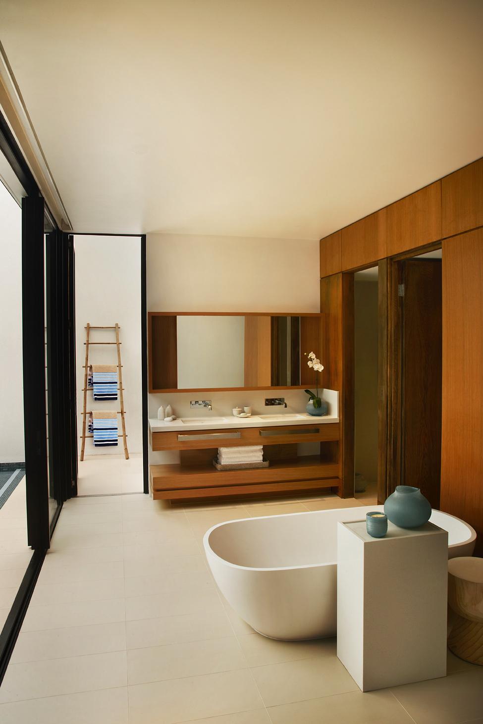 9款漂亮的浴室设计作品 设计之家
