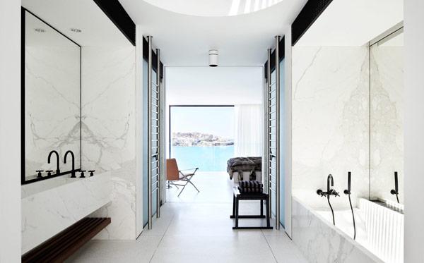 9款漂亮的浴室設計作品 2 设计之家