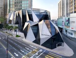 建筑欣赏:吉隆坡STARHILL购物广场