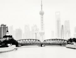 MartinStavars黑白城市摄影
