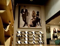 SantiniShoox鞋包商店室内设计